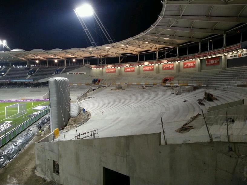 Stadium – TOULOUSE (31)