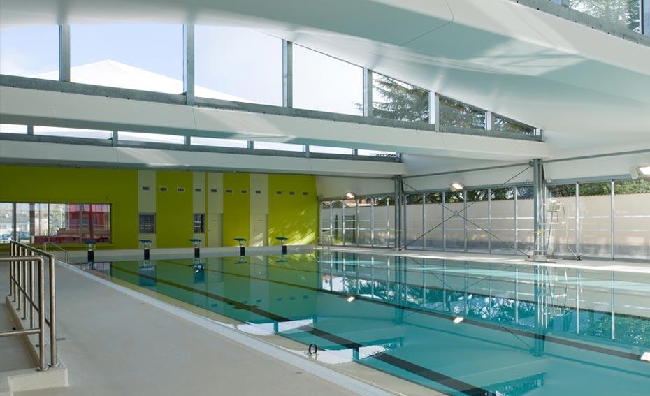 Centre aquatique – NERAC (47)