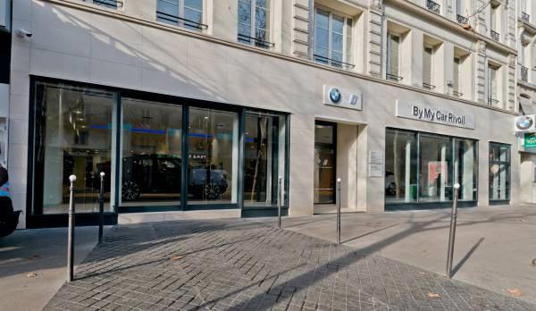 Corner BMW PARIS (75)