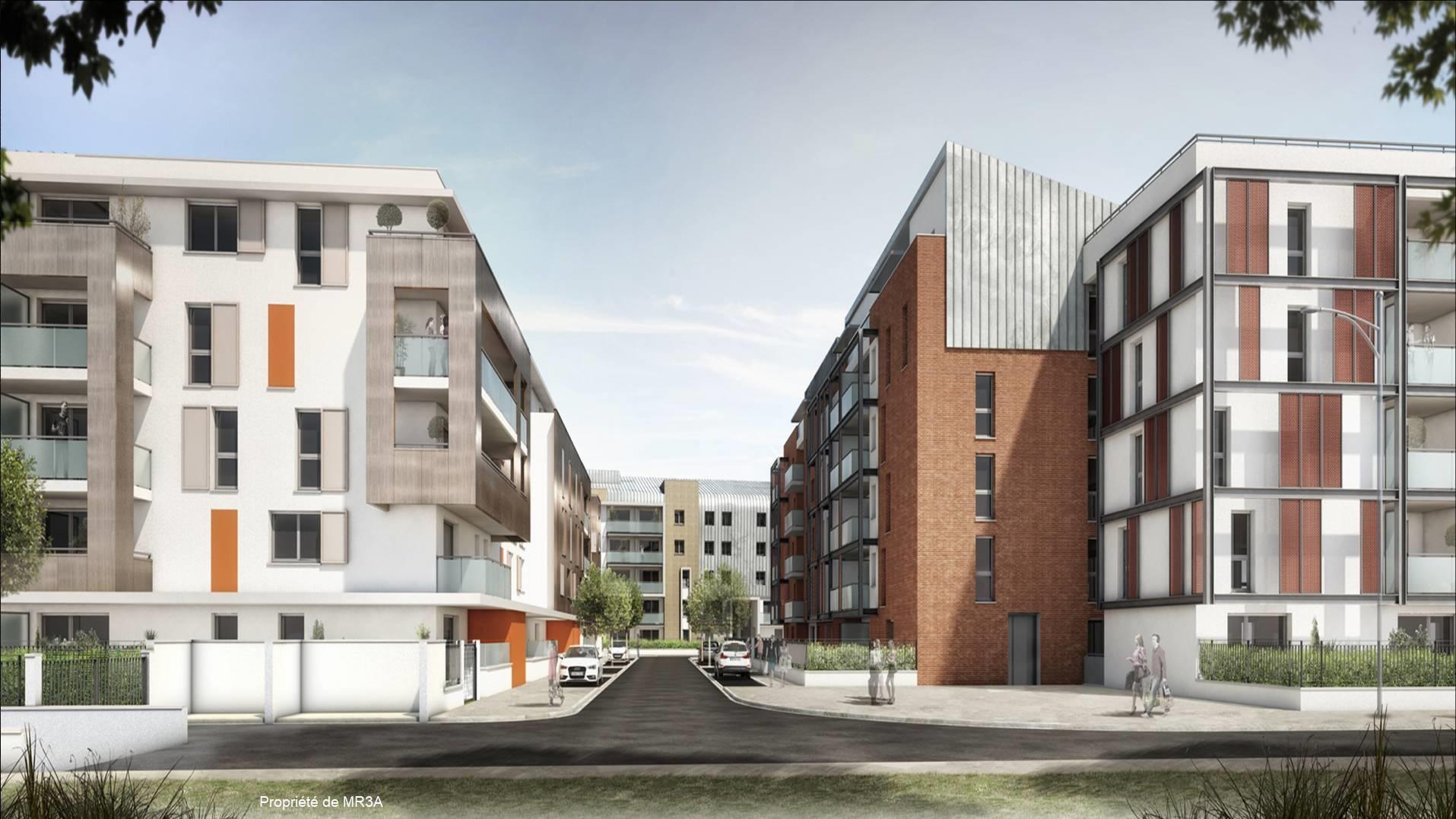 3 résidences de logements – TOULOUSE (31)