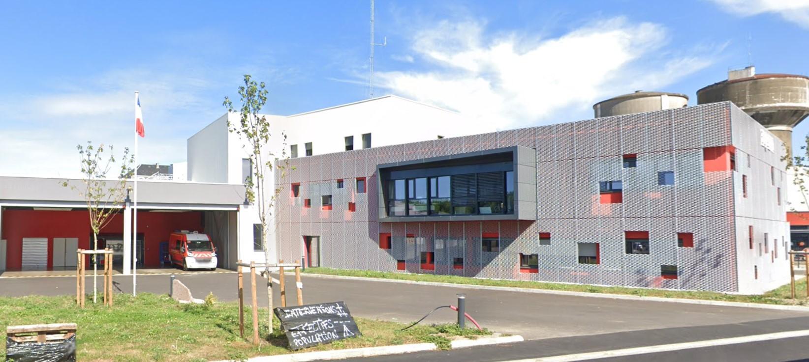 Centre de secours et d'incendie – TARBES (65)